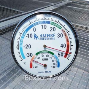 อุปกรณ์วัดอุณหภูมิและความชื้น